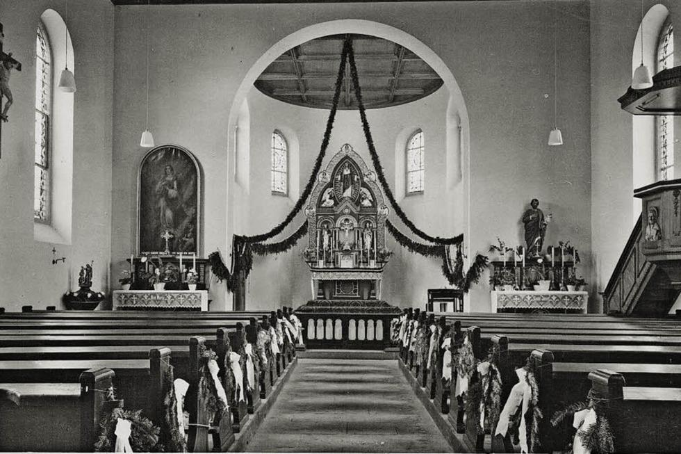 Kirche St. Gallus (Norsingen) - Ehrenkirchen