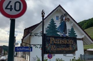 Pension Roseneck
