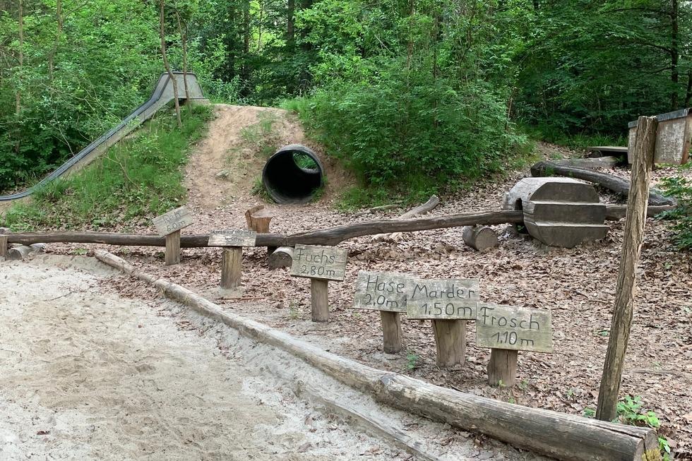 Spielplatz Rollberg - Freiamt