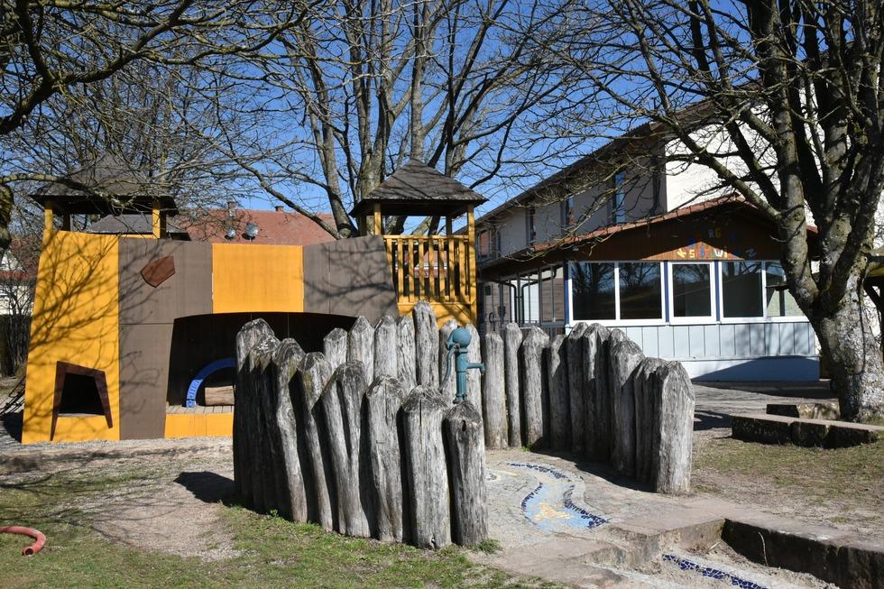 Gemeindekindergarten Spielwiese (Ottoschwanden) - Freiamt