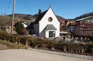 Kirche Brettental
