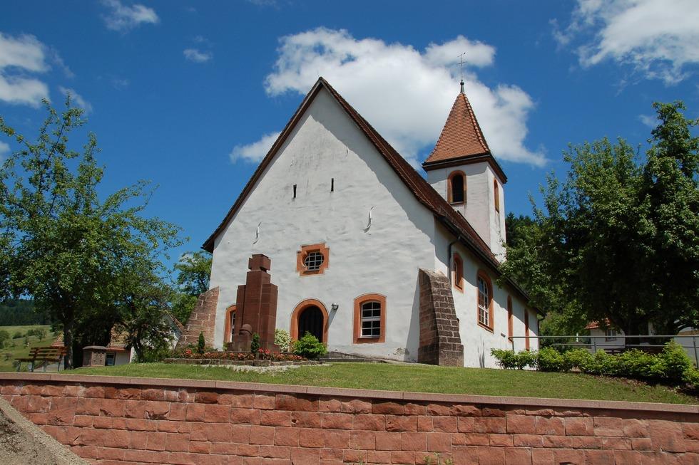 Ev. Dorfkirche Reichenbach - Freiamt