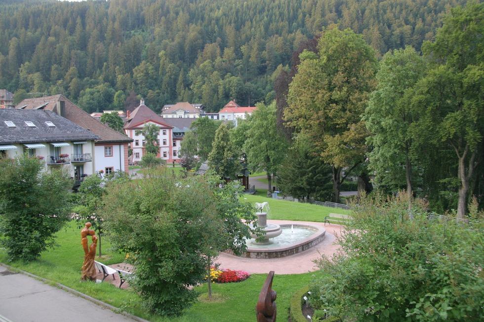 Kurgarten - Sankt Blasien