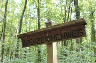 Kreuzeichenweg Welmlingen