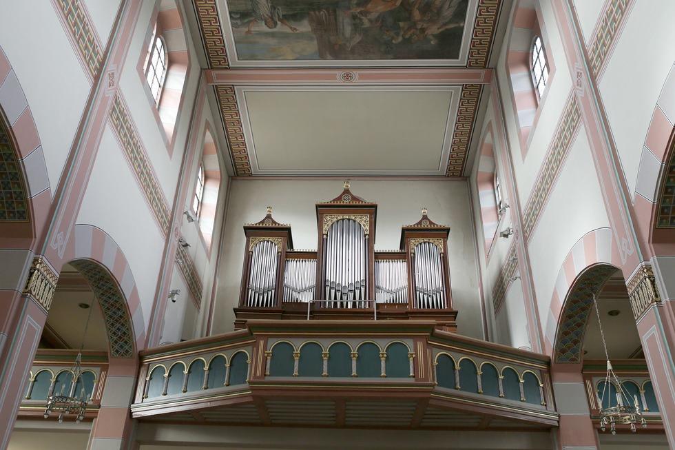 Kath. Kirche (Reichenbach) - Schwanau