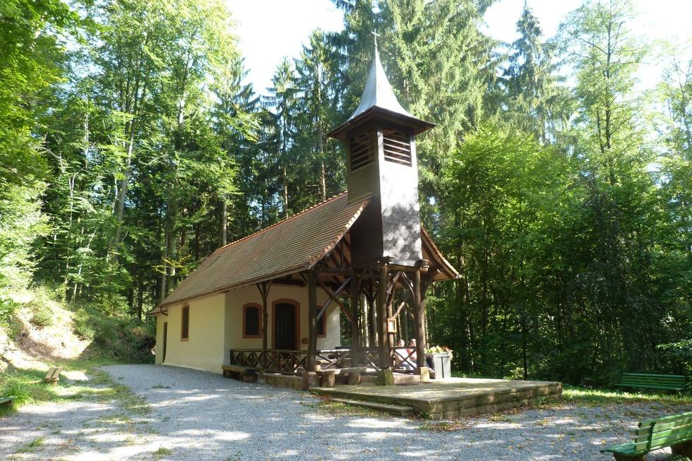 Brudertal-Kapelle (Kuhbach) - Lahr