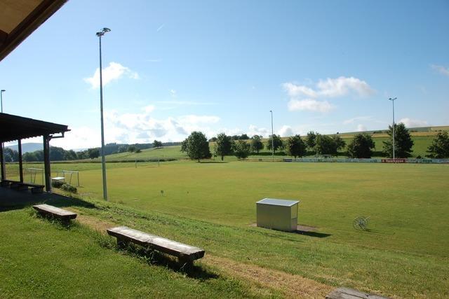 Sportplatz Ewattingen