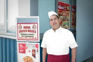 Mona Chicken Masala