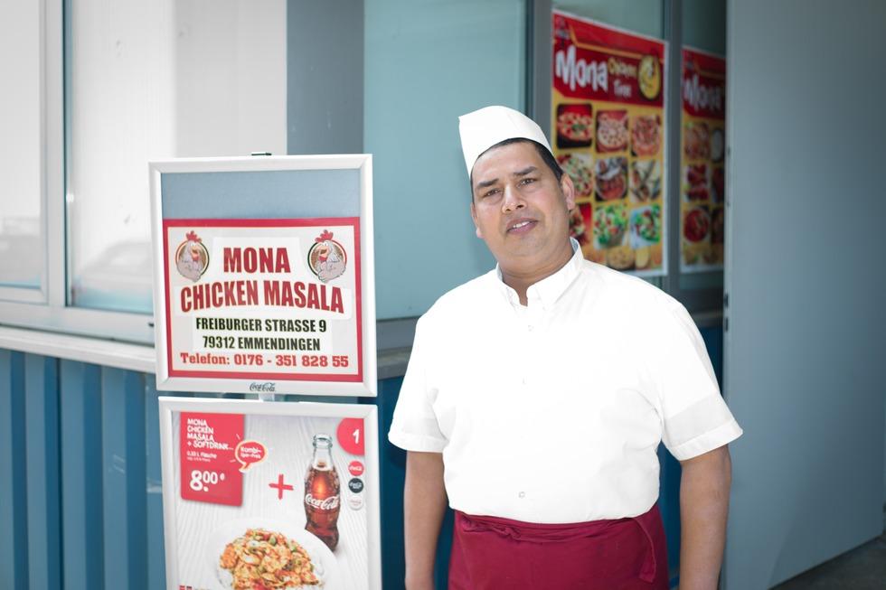 Mona Chicken Masala - Emmendingen