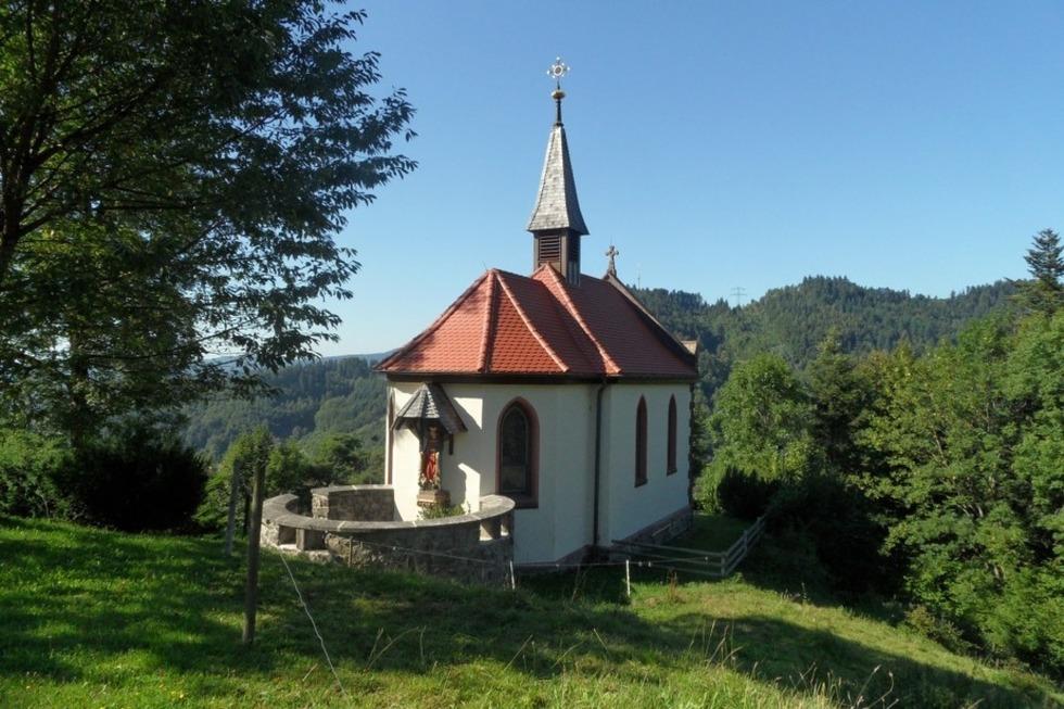 Kreuzbergkapelle - Buchenbach