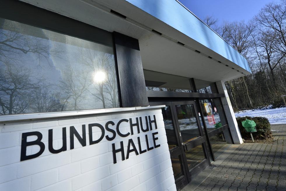 Bundschuhhalle (Lehen) - Freiburg