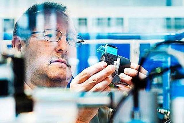 Freiburger Firma steigt mit Membranpumpen zum Weltmarktführer auf