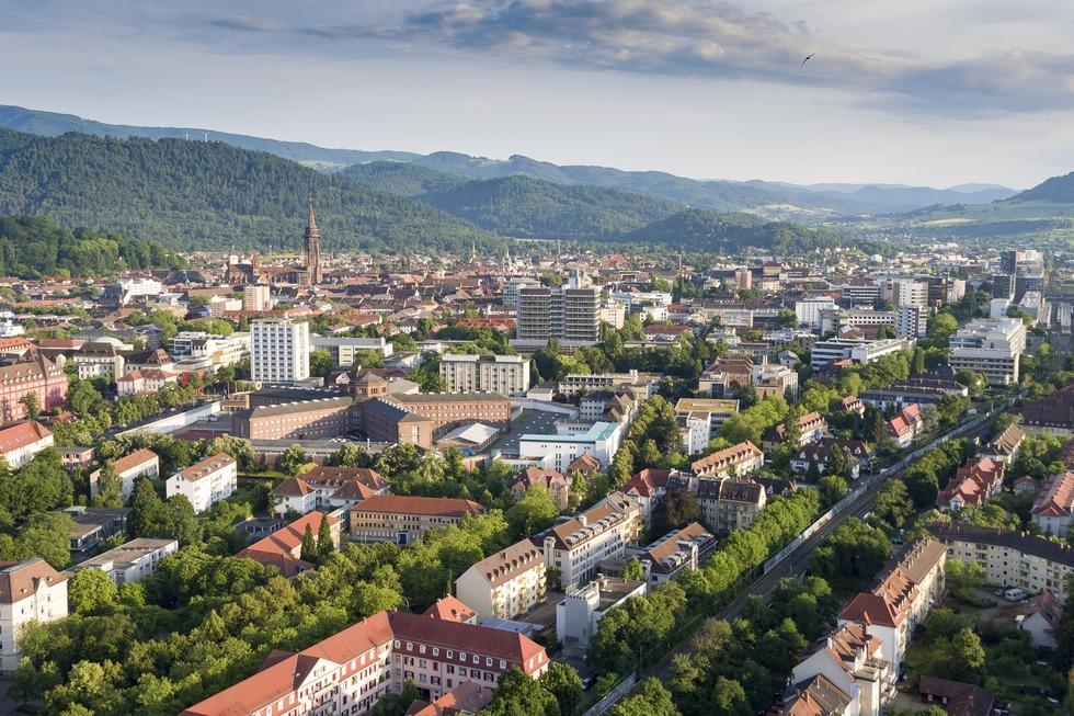Stadtteil Neuburg - Freiburg