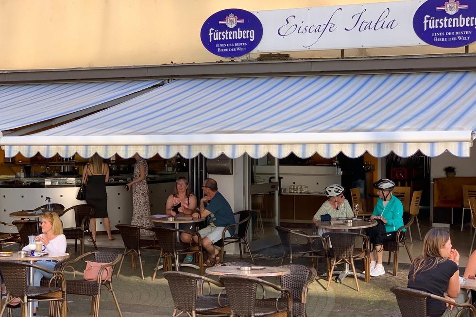 Eiscafé Italia - Rheinfelden