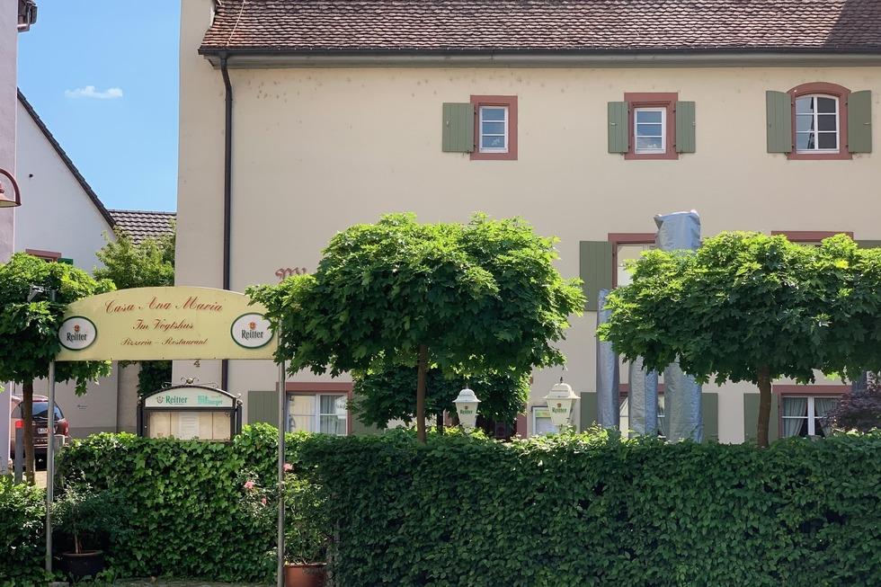 Pizzeria Casa Ana Maria im Vogtshus - Steinen