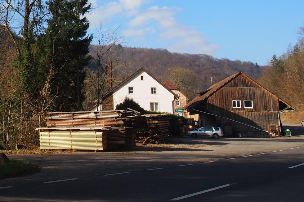 Gasthaus Sägemühle (Degerfelden) - Rheinfelden
