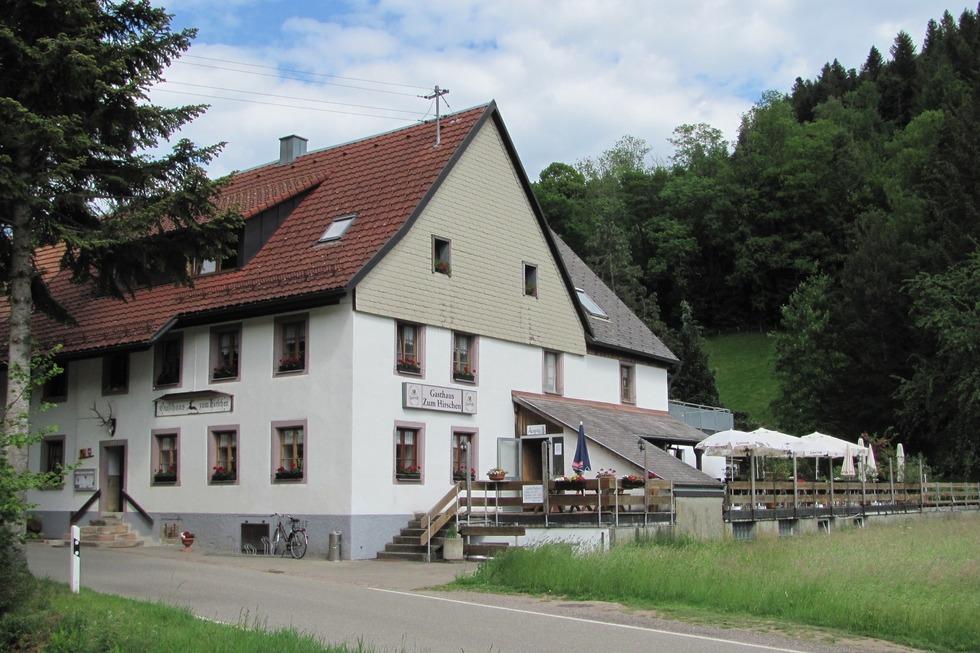 Gasthaus Hirschen-Wirtshisli (Unteribental) - Buchenbach