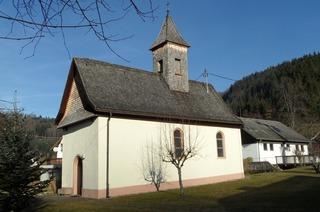 Nikolauskapelle (Wagensteig)