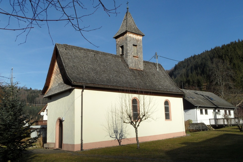 Nikolauskapelle (Wagensteig) - Buchenbach