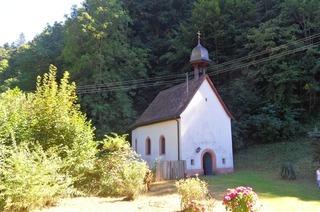 Nikolauskapelle Falkensteig