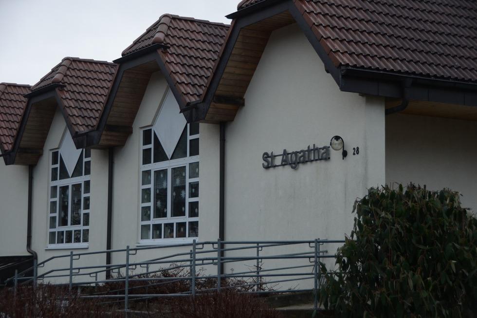 Gemeindehaus St. Agatha - Buchenbach