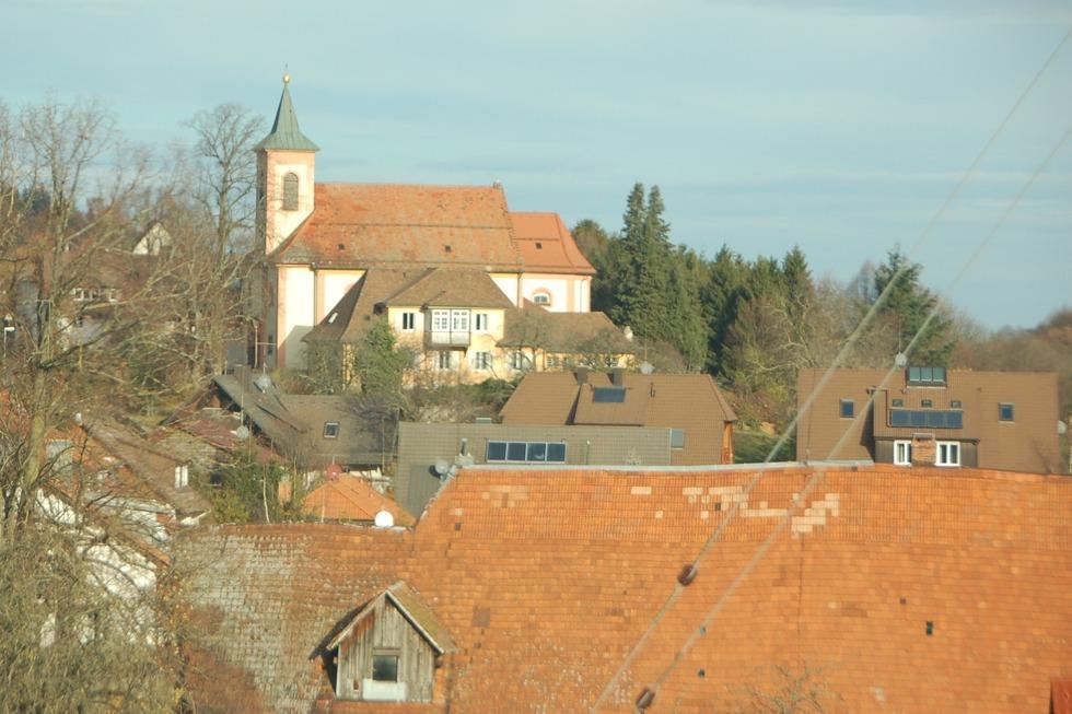 Kirche St. Agatha - Horben