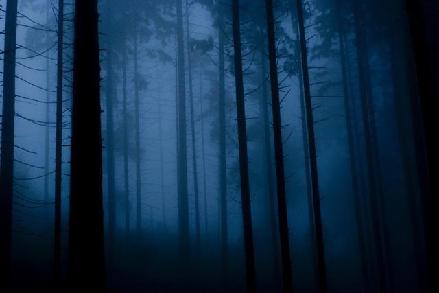 Übernachtung im Finstergrund – mit Zelt, aber ohne Schlaf