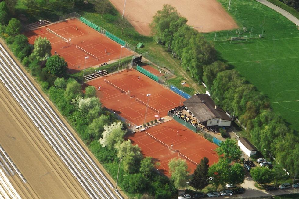 Tennisclubheim TC Mengen - Schallstadt