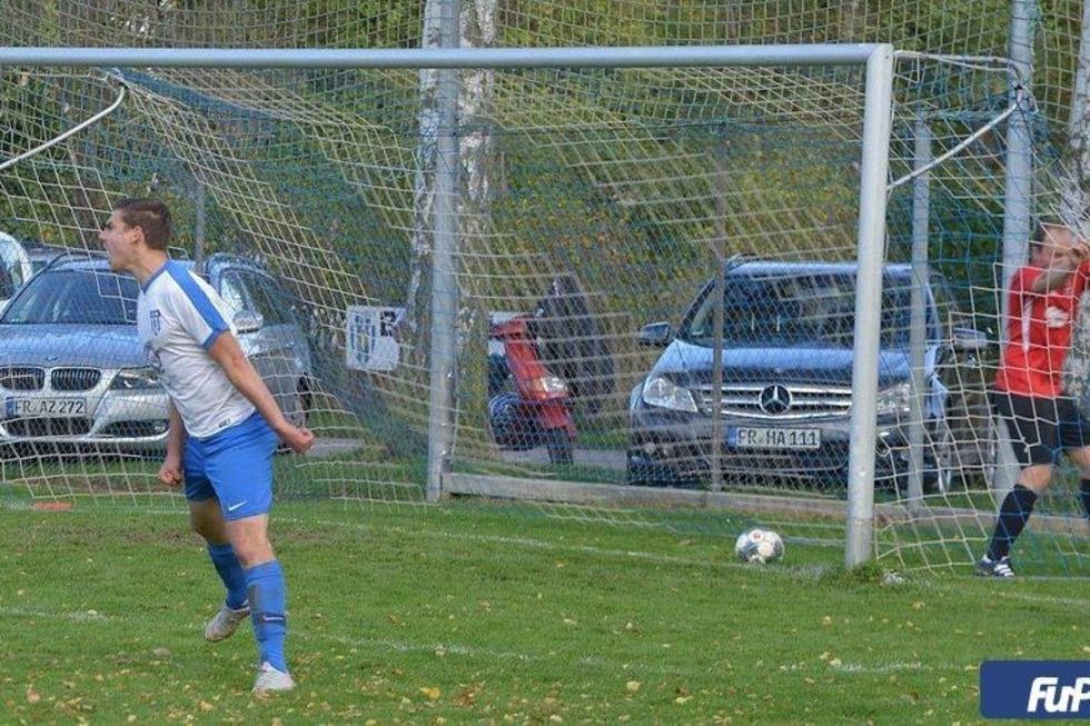 Sportplatz SC Mengen - Schallstadt