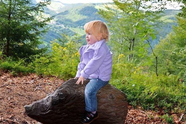 Erlebnispfade begeistern Gipfelstürmer, Entdecker und Wanderer