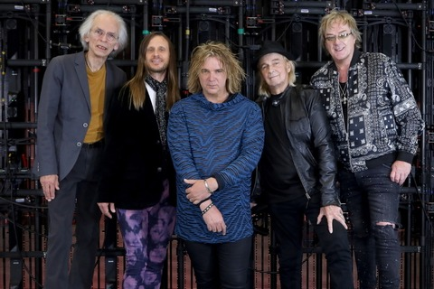 YES -- The Album Series Tour Germany 2021 - relayer plus classic cuts - Berlin - 21.04.2021 20:00