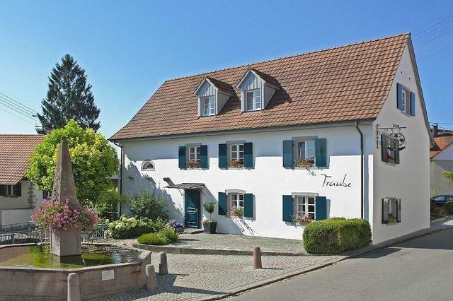 Gasthaus Traube (Blansingen)