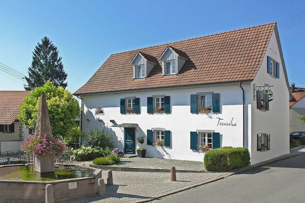 Gasthaus Traube (Blansingen) - Efringen-Kirchen