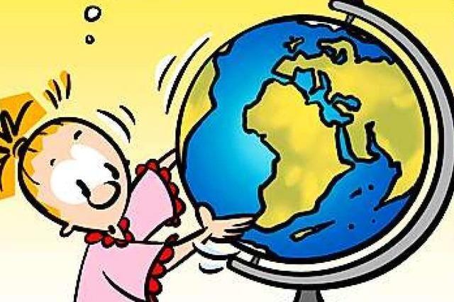 Lucy Backfisch: Am Ende der Welt