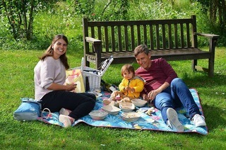 Picknick im Landhaus Ettenbühl