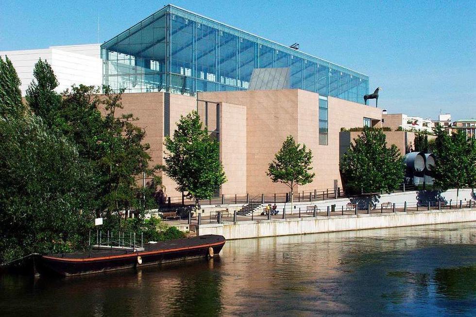 MAMCS Musée d'Art Moderne et Contemporain - Straßburg