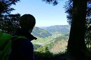 Bewusste Auszeit im Räuberwald