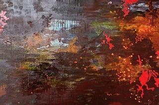 Malerische Suche nach dem Süden