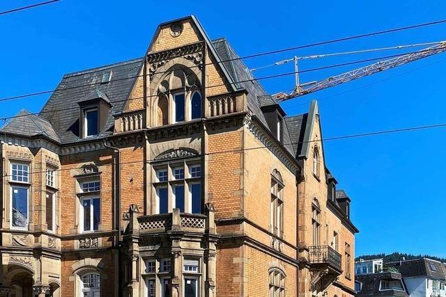 Wo in Freiburg heute Gründerzeithäuser stehen, lebten früher Ausgegrenzte