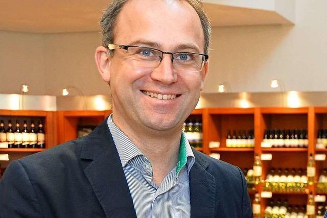 Marco Köninger, Winzerkeller Hex vom Dasenstein in Kappelrodeck