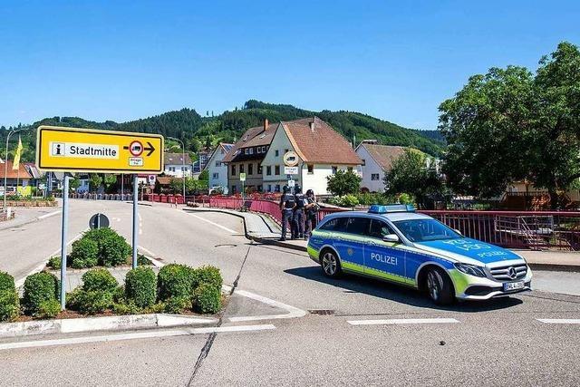 Offenburgs Polizeisprecher: