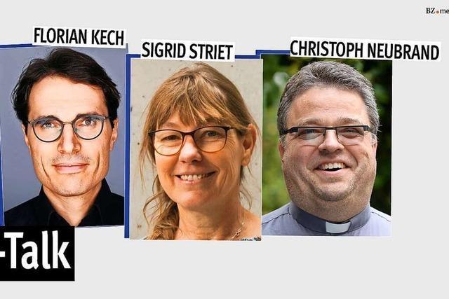 Livetalk: Pfarrer und Maria 2.0-Aktivistin diskutieren über Frauen in der Kirche