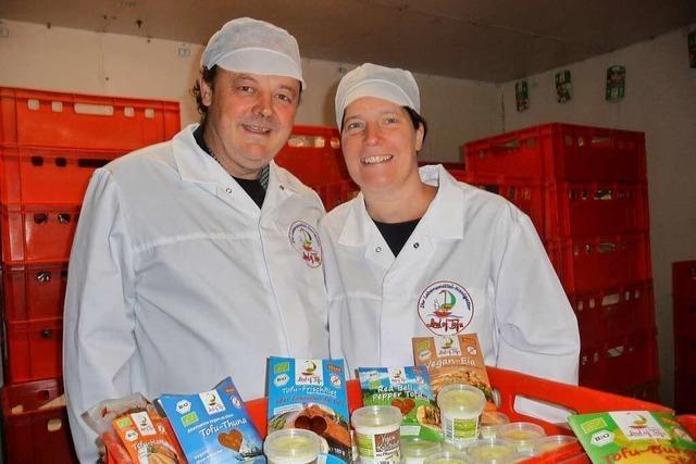Der Lörracher Familienbetrieb Lord of Tofu beliefert die Welt mit Tofu