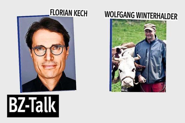 BZ-Talk mit Wolfgang Winterhalder über seine Nahtoderfahrung
