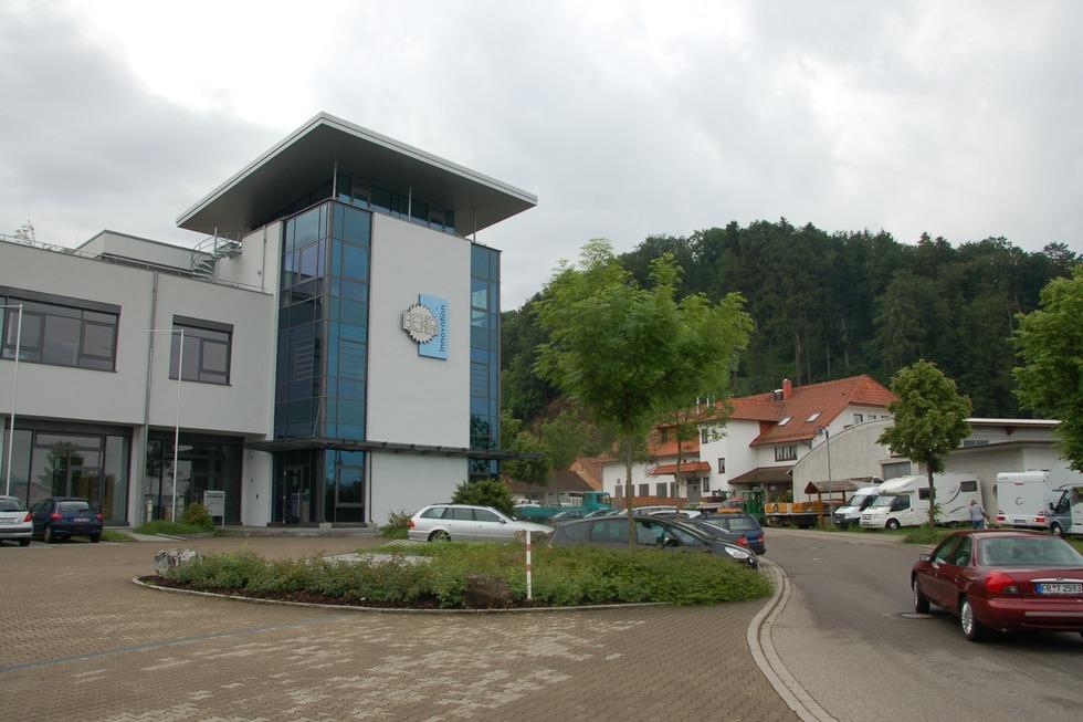 Gewerbegebiet Engematten (Unterglottertal) - Glottertal