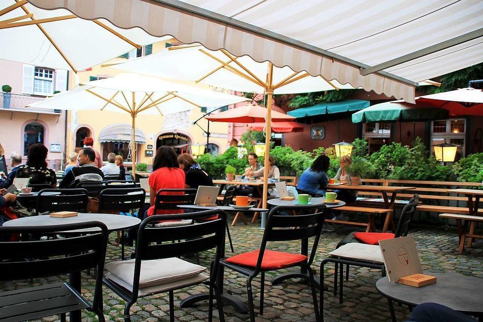 Café-Restaurant Schwarzwaldschön - Staufen
