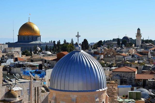 Eine kulinarische Reise durch Jerusalem