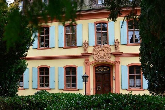 Den ersten Schritt Richtung Schloss-Schule gehen alle Gemeinderäte mit