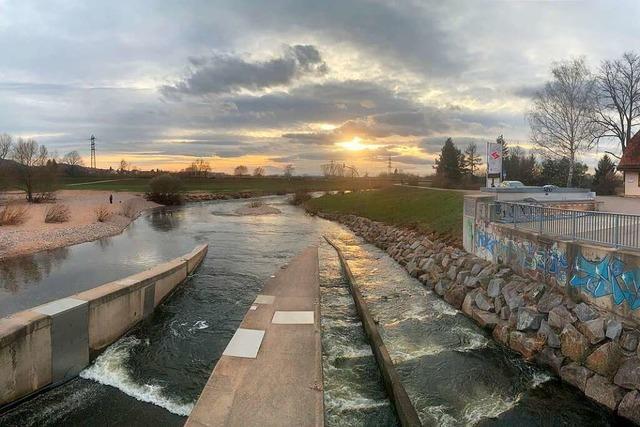 Wanderung: Die Offenburger Stadtgeschichte entlang von Mühlbach und Kinzig