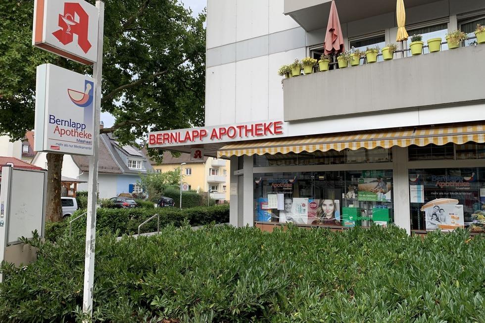 Bernlapp-Apotheke (Zähringen) - Freiburg